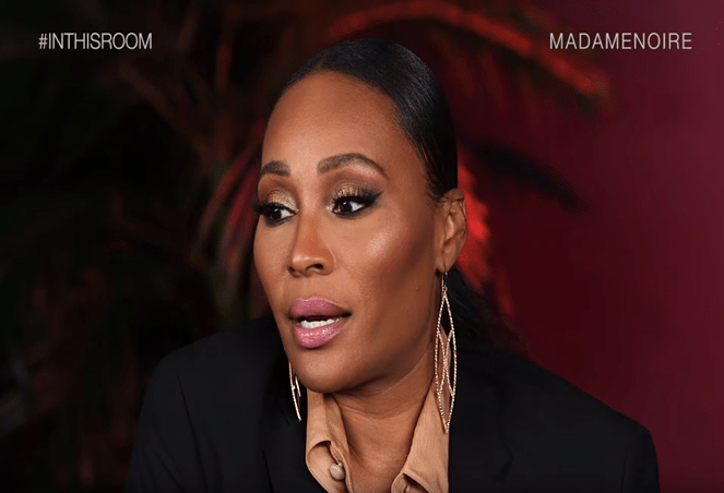 """Cynthia Bailey On Why Her """"Heart Said Yes"""" To Boyfriend Mike Hill   In This Room [Interview]"""