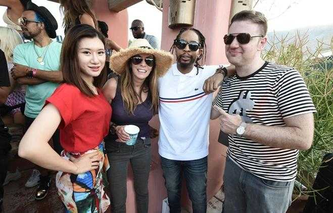 Event Recap: Lil' Jon, Lexy Panterra at LiveMe's Coachella Valley Birthday [Photos]
