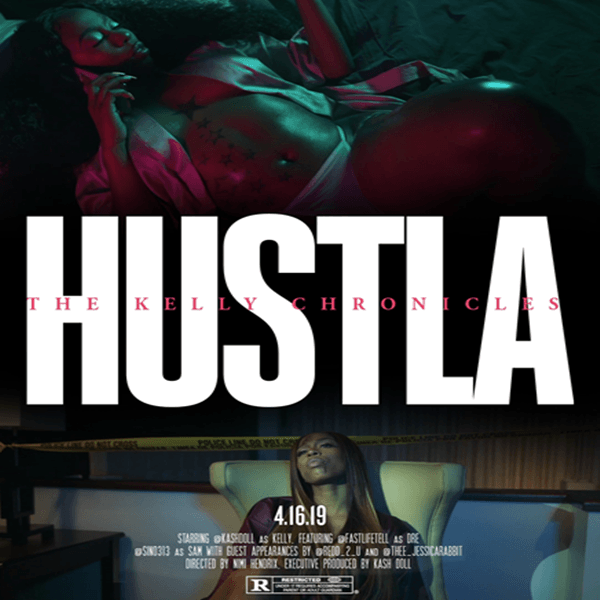 "KASH DOLL RELEASES NEW SONG ""HUSTLA"" [AUDIO + VIDEO]"