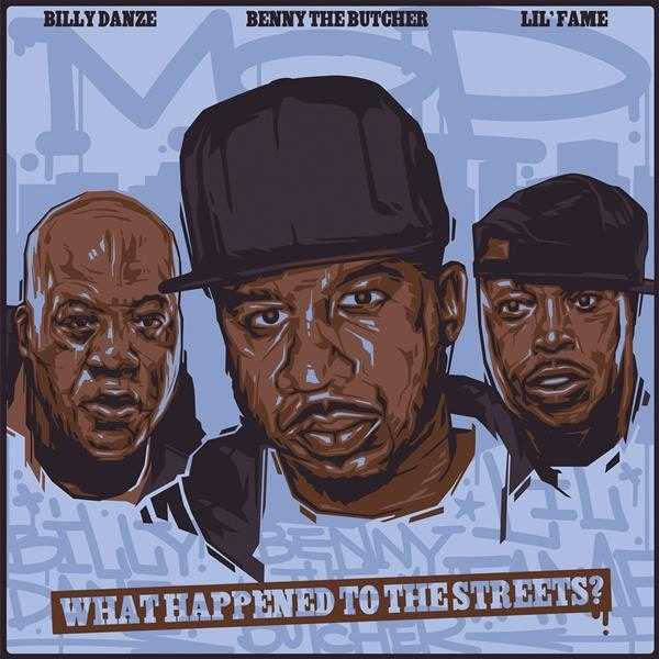 """Planit Hank feat. Benny The Butcher & M.O.P – """"What Happened to The Streets?"""" [Audio]"""