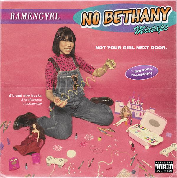 EP Stream: Ramengvrl – No Bethany [Audio]