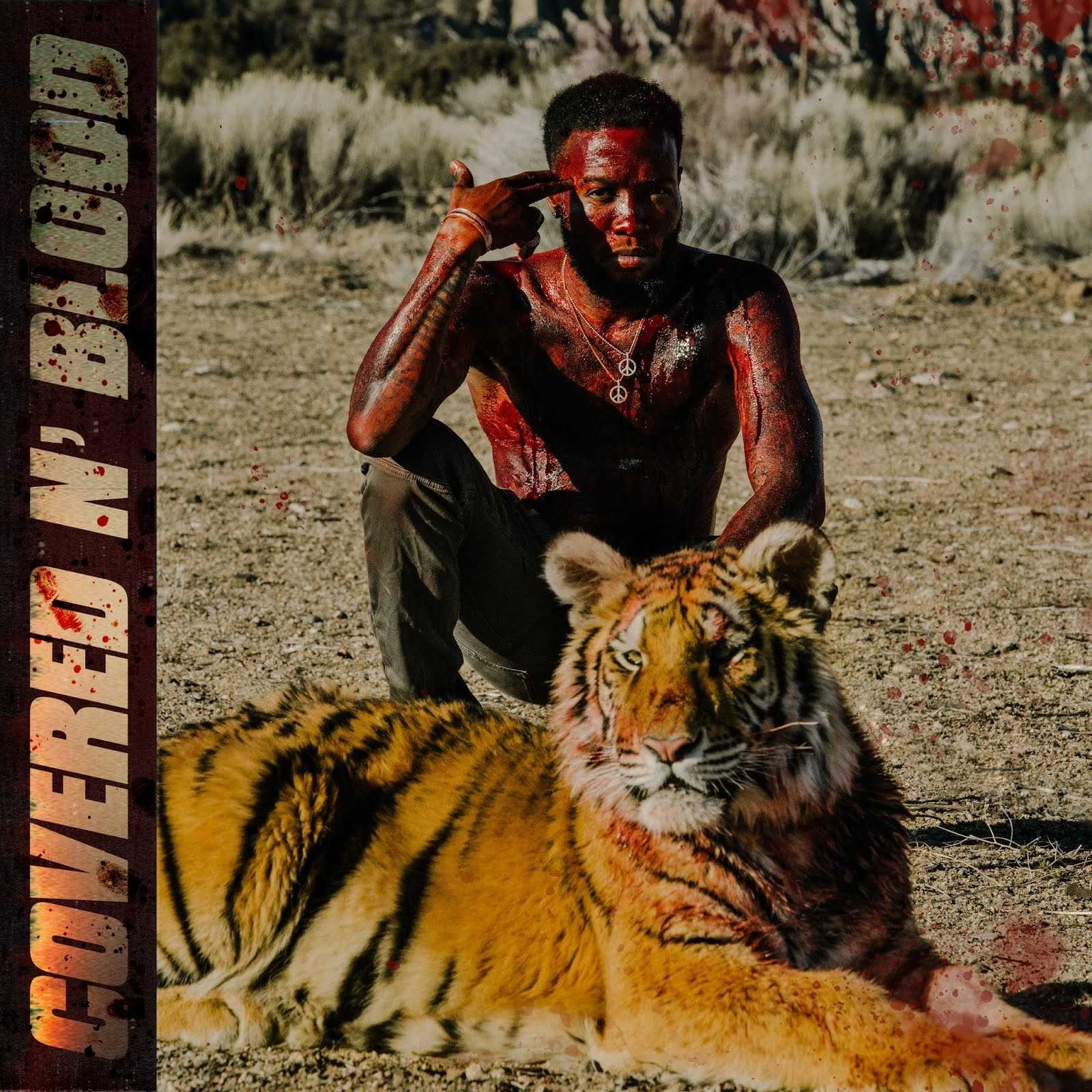 Album Stream: Shy Glizzy – Covered In Blood [Audio]