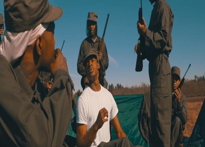 Thouxanbanfauni & UnoTheActivist – Choppa Down [Music Video]