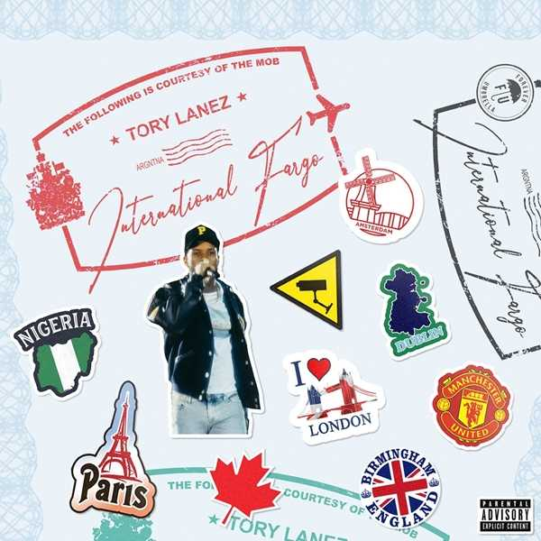 New Project: Tory Lanez – International Fargo [Audio]