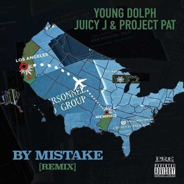 """Young Dolph Recruits Juicy J & Project Pat for """"By Mistake"""" Remix [Audio]"""