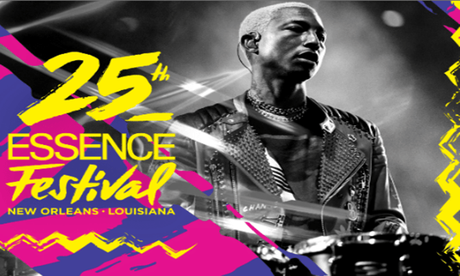 ESSENCE FESTIVAL ANNOUNCES AFTER DARK LINEUP! [Events]
