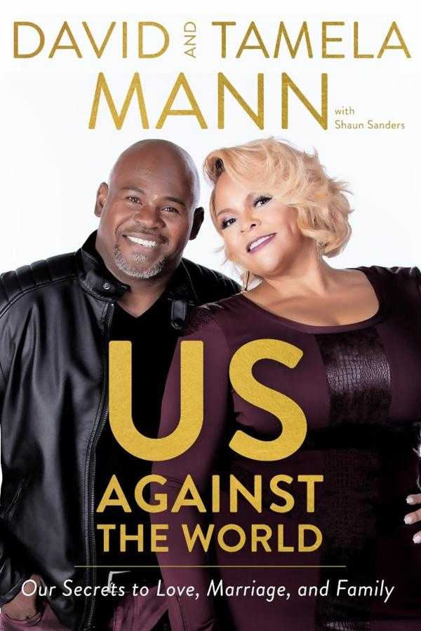 David and Tamela Mann Receive NAACP Image Award for Us Against the World: Our Secrets to Love, Marriage, and Family Book