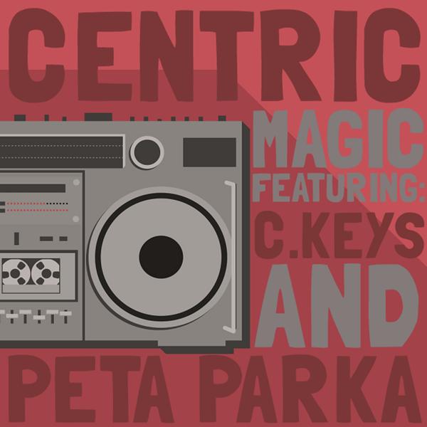 Centric, C.Keys & Peta Parka – Magic [Audio]