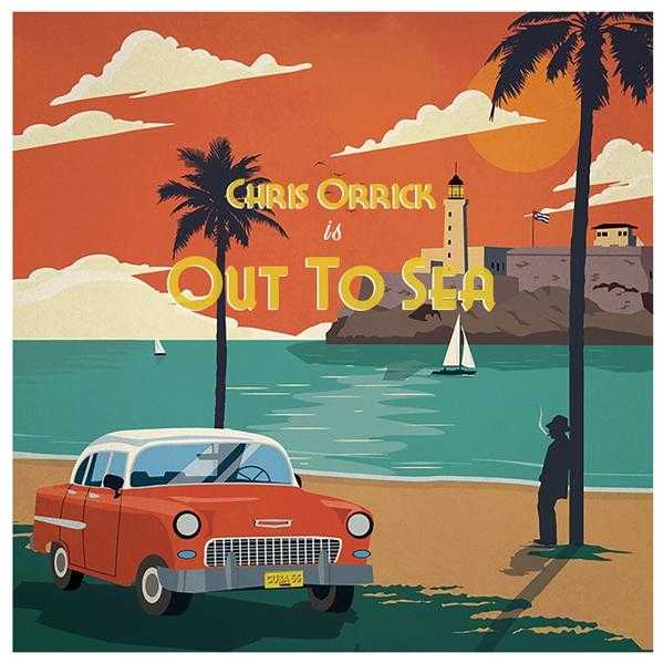 Chris Orrick Uses Music As a Form Of Survival With 'Out To Sea' [Audio]