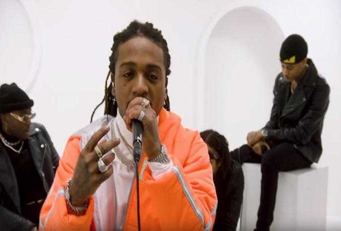 Watch: Jacquees performs Who's for Vevo [Video]