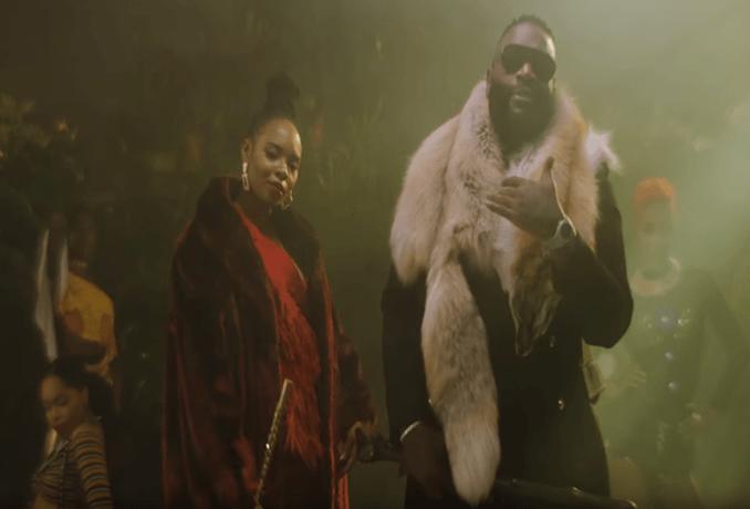 Yemi Alade Ft. Rick Ross – Oh My Gosh [Music Video]