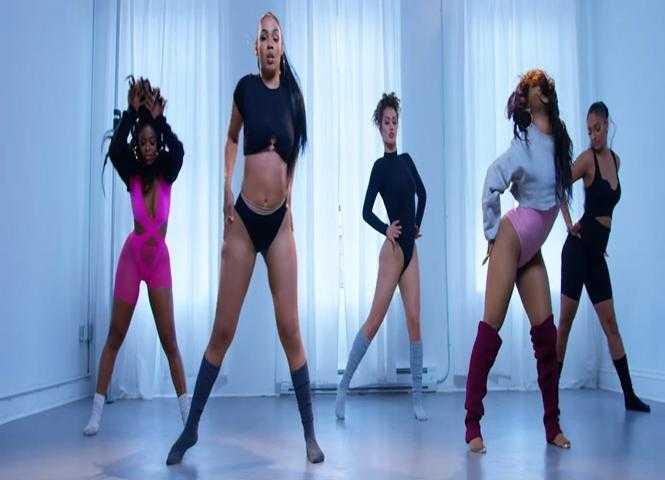 """Asian Da Brat Trains a Dance Crew in the Artful """"Tweakin"""" Video"""