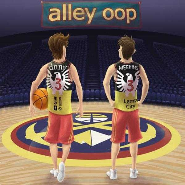 "dnny drops new hip-hop single ""alley oop"" featuring Cam Meekins [Audio]"
