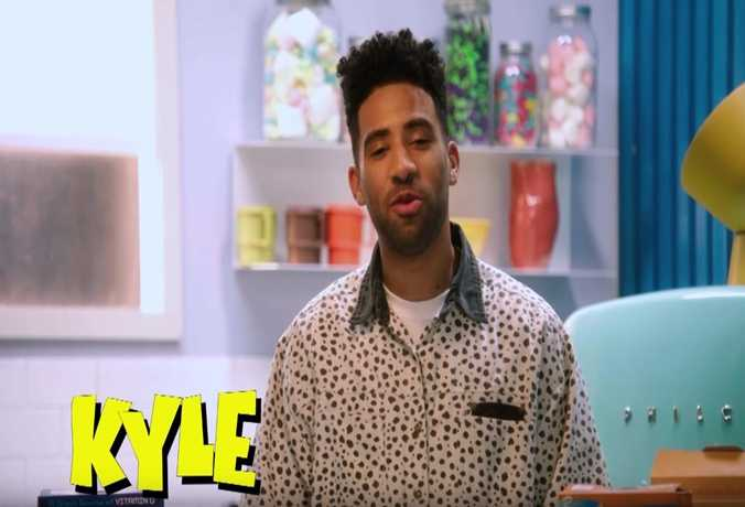 """Fuse' """"Sugar and Toys"""" Trailer Starring KYLE [Video]"""