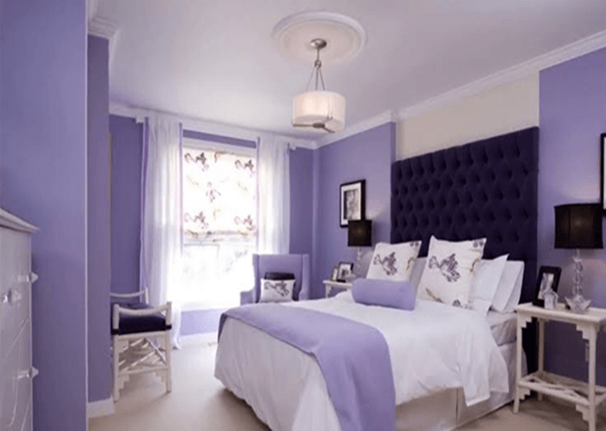 Why the Color Combination Is Essential for Your Bedroom Painting?