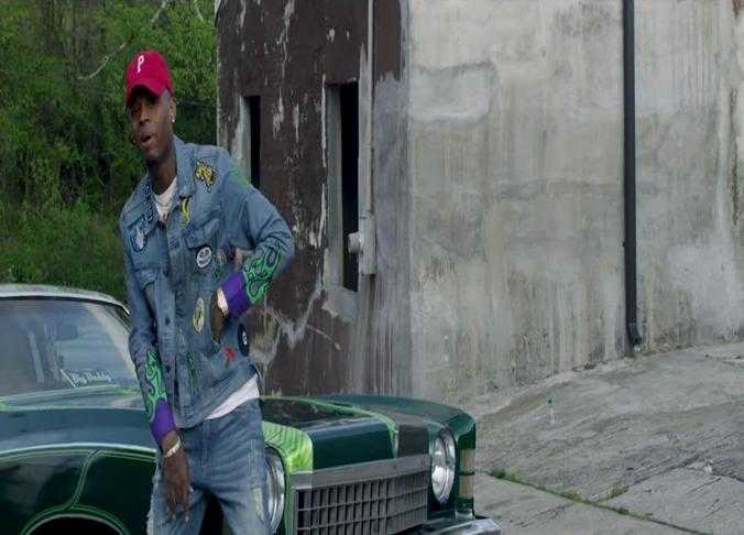 """Rising Star Posa Is """"Dropping Jewels"""" In His New Video"""