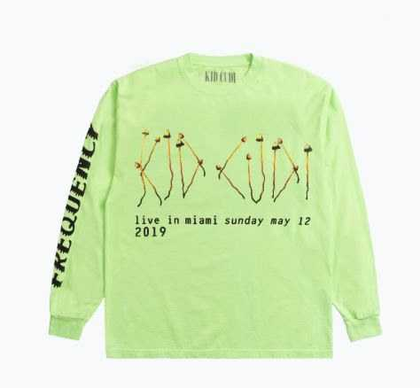 Kid Cudi Releases New Exclusive Merch in Collaboration with Cactus Plant Flea Market [Fashion]