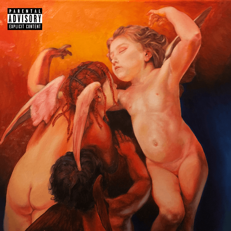 Nessly Conquers His Demons on 'Standing On Satan's Chest,' His New EP [Audio]