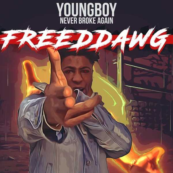 New Single: YoungBoy Never Broke Again – Freeddawg [Audio]