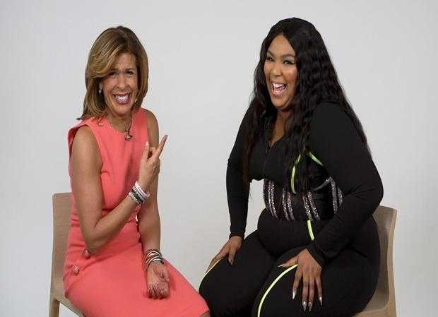 """Lizzo – """"I can outplay anybody!"""" [Interview]"""