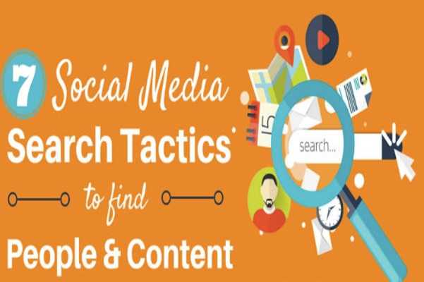 Social Media Search Tactics To Find People and Content