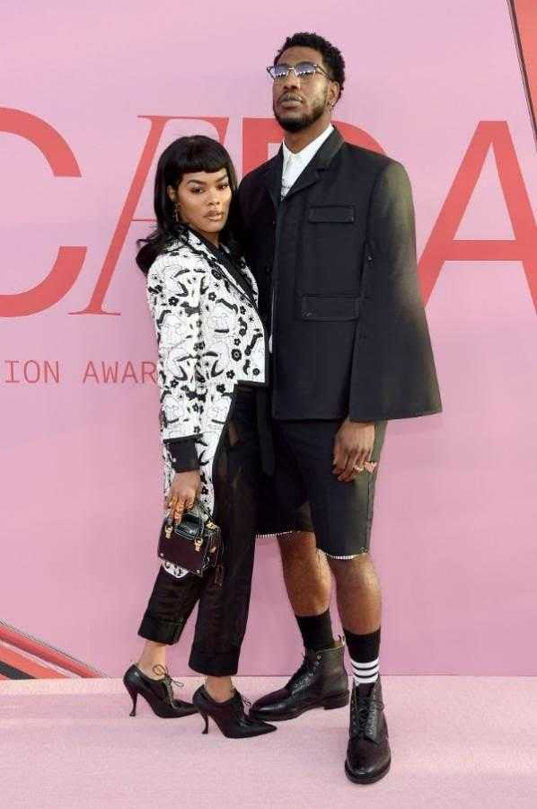TEYANA TAYLOR STUNS DRESSED IN THOM BROWNE AT THE 2019 CFDA AWARDS [PHOTOS]