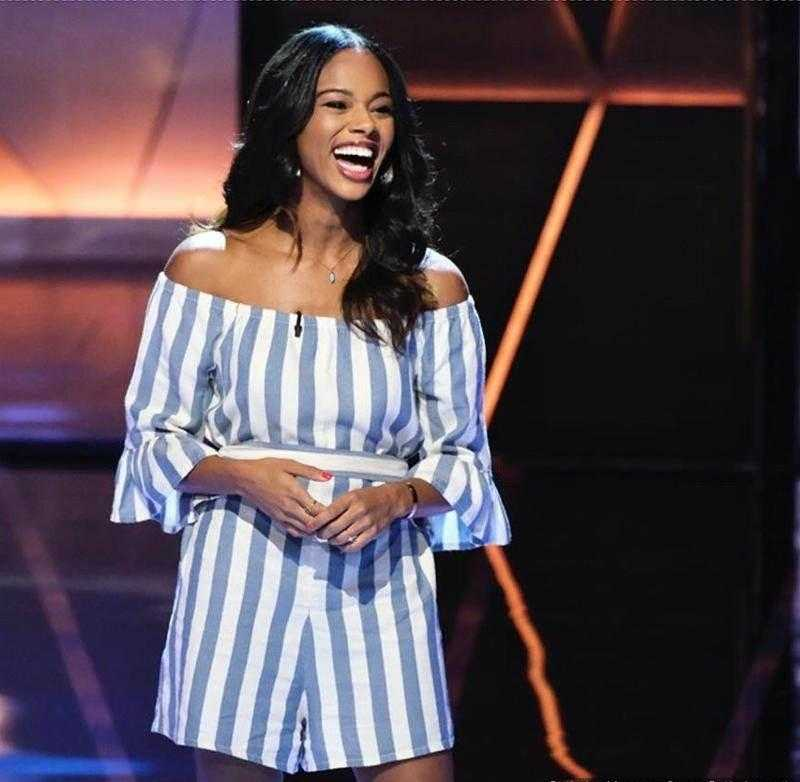 "Tebby Wins NBC's ""Songland"" – John Legend Records Her Song"
