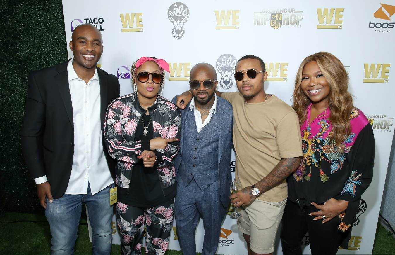 Event Recap: Jermaine Dupri X WE tv Host Exclusive Screening [Photos]