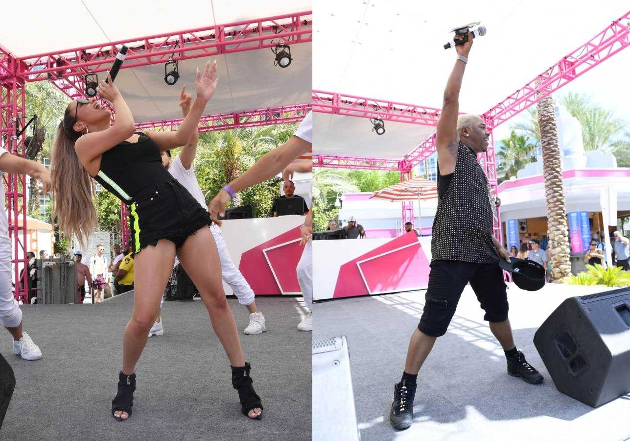 EVENT RECAP: FLAMINGO LAS VEGAS' GO POOL DAYCLUB CELEBRATES INDEPENDENCE DAY WEEKEND WITH LIVE PERFORMANCES BY ALLY BROOKE AND SISQO [PHOTOS]