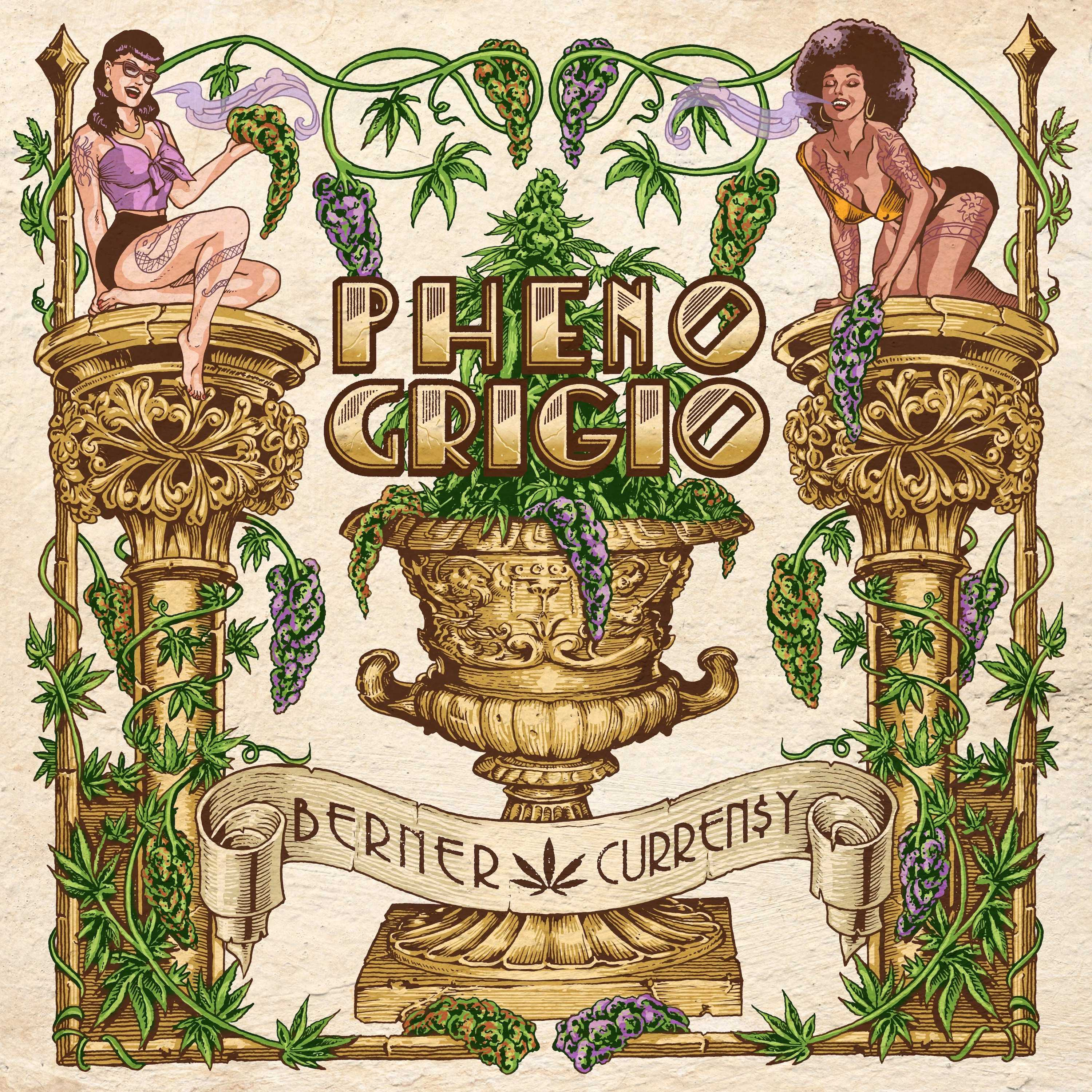 Album Stream: Berner & Curren$y – Pheno Grigio [Audio]
