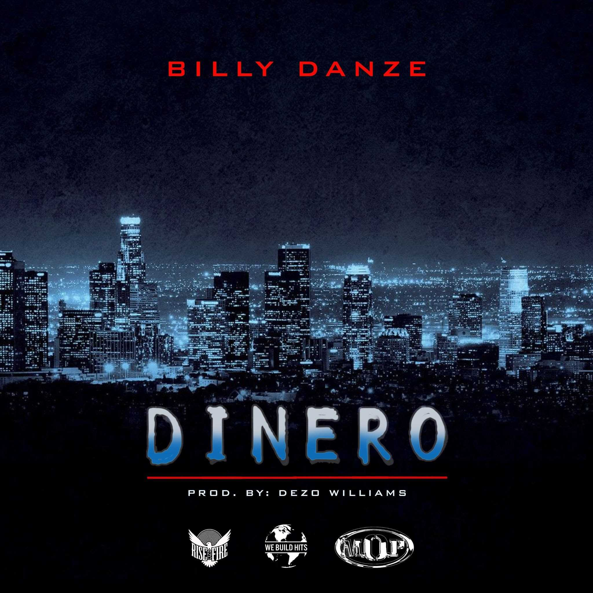 "Billy Danze of M.O.P Drops Two New Singles ""Dinero"" & ""Gone Fishing"" [Audio]"