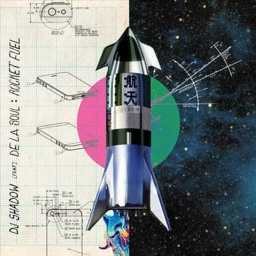 DJ Shadow – Rocket Fuel feat. De La Soul [Audio]