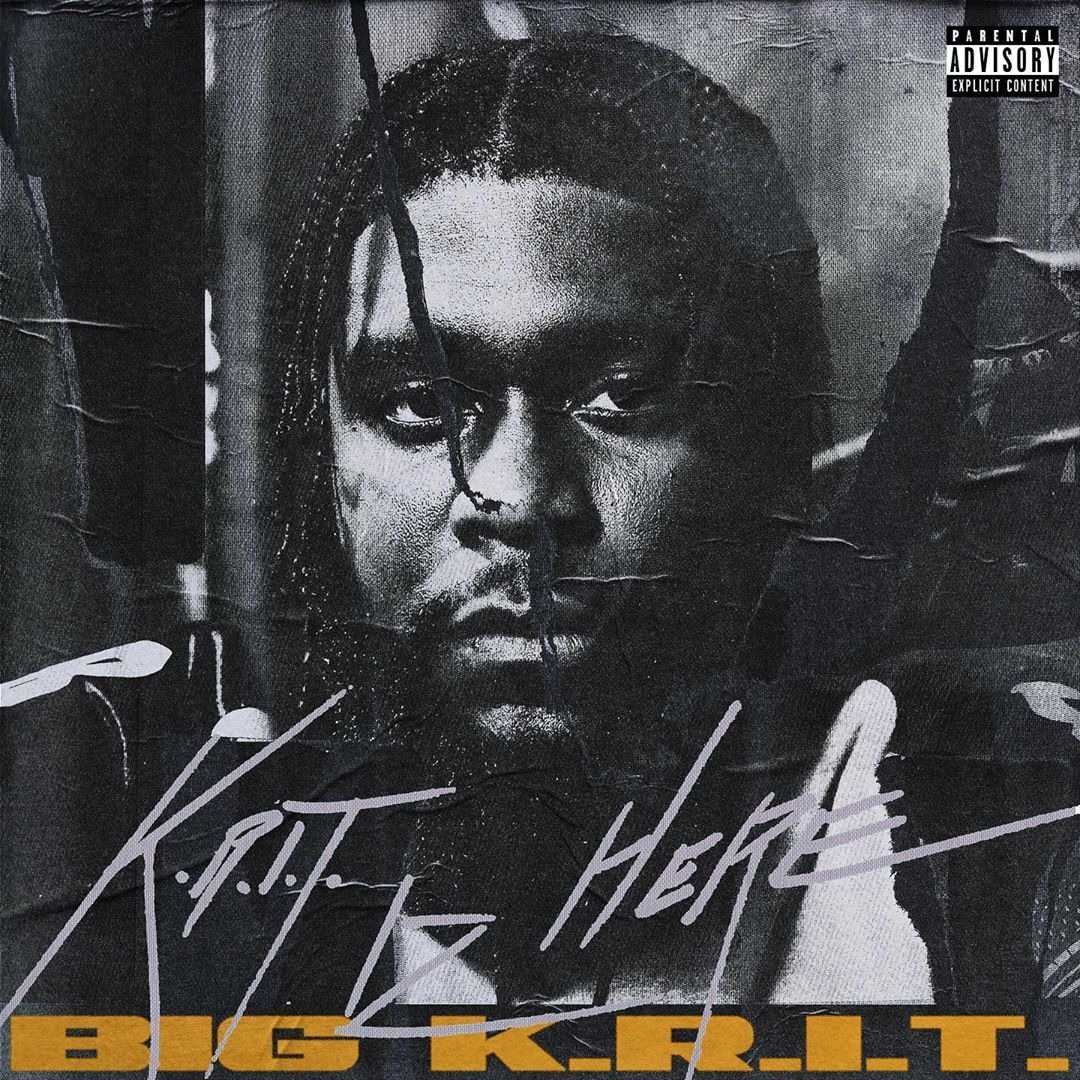 New Project: Big K.R.I.T. – K.R.I.T. IZ HERE [AUDIO]