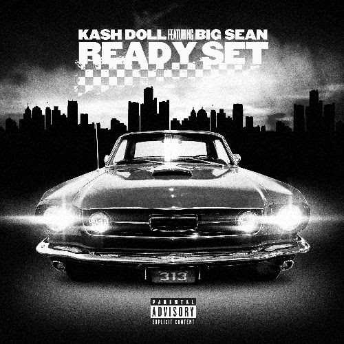 """KASH DOLL RELEASES NEW SONG """"READY SET"""" FEATURING BIG SEAN [AUDIO]"""