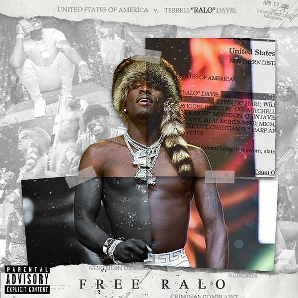 Album Stream: Ralo – Free Ralo [Audio]
