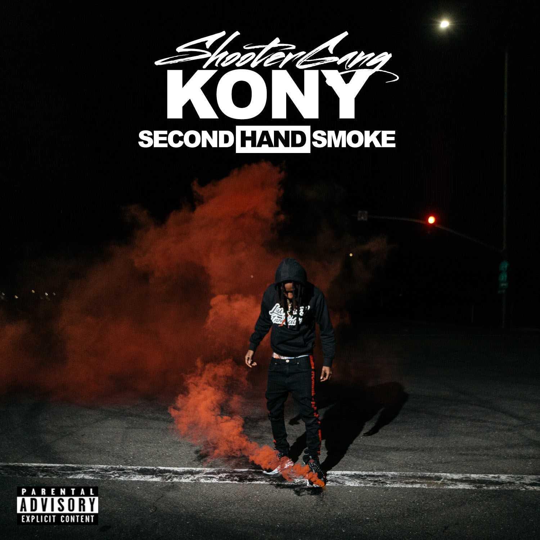 Album Stream: Shootergang Kony – Second Hand Smoke [Audio]