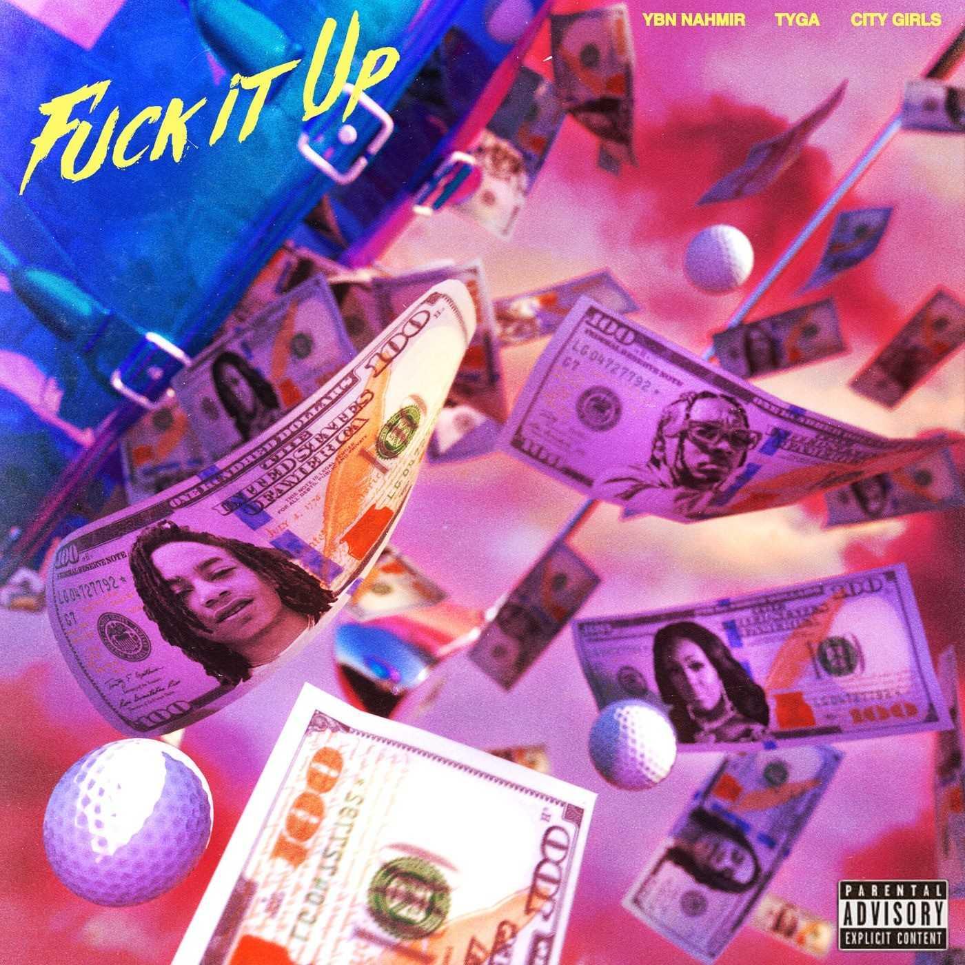 New Single: YBN Nahmir – F**k It Up (feat. City Girls & Tyga) [Audio]