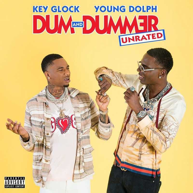 Young Dolph & Key Glock – Dum And Dummer [Mixtape]
