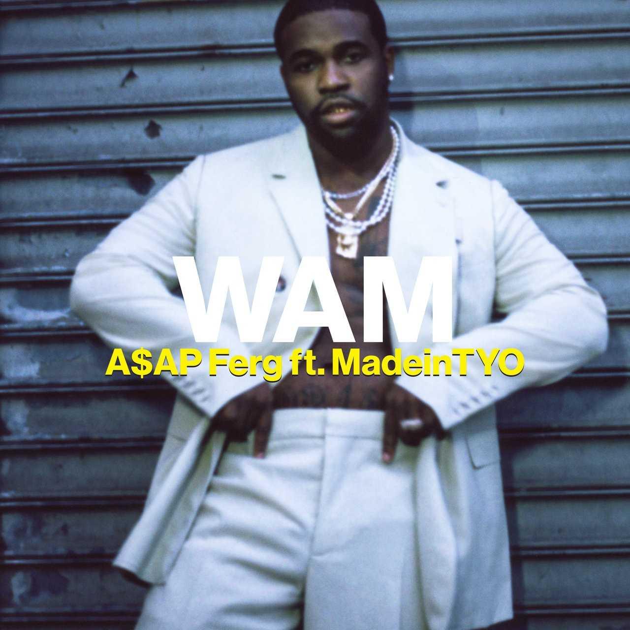 A$AP Ferg – Wam ft. MadeinTYO [Audio]