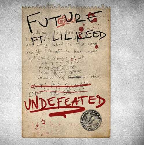 New Music: Future – Undefeated (feat. Lil Keed) [Audio]