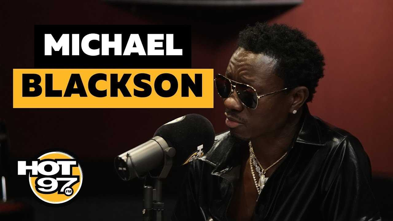 Michael Blackson On 'Coming To America 2', Kevin Hart Beef, & Names His Top 5 Comedians