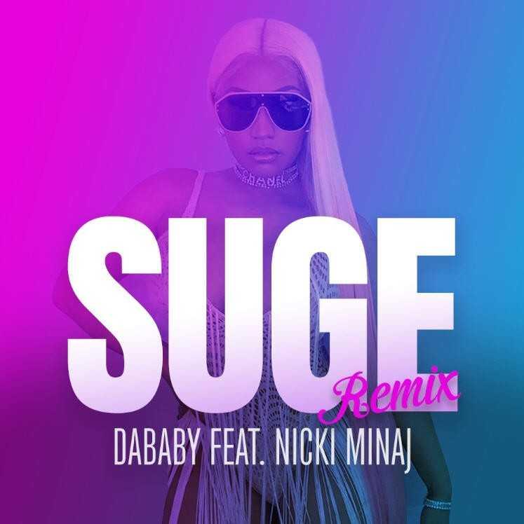 New Music: Nicki Minaj Ft. DaBaby – SUGE (Remix) [Audio]
