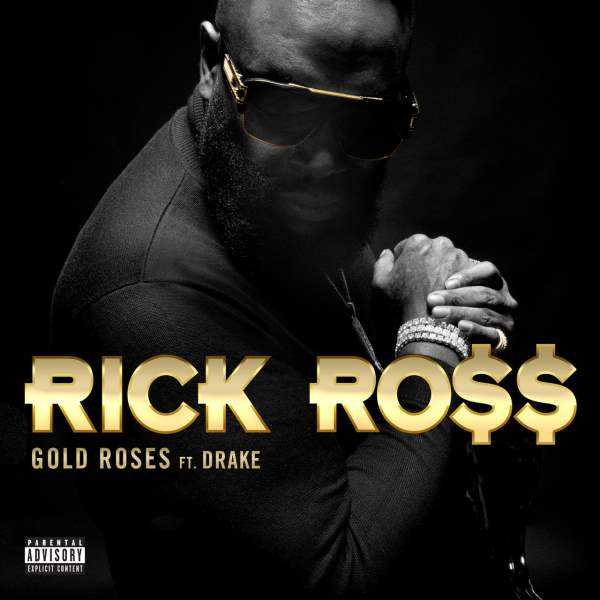 "Rick Ross Releases New Song ""Gold Roses"" Ft. Drake [Audio]"