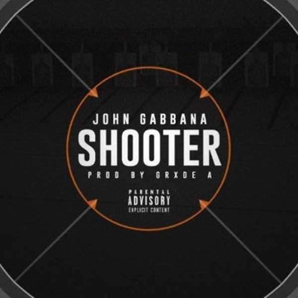 "JOHN GABBANA RELEASES NEW TRACK, ""SHOOTER"" OFF OF UPCOMING EP ""THE BOOK OF JOHN"""