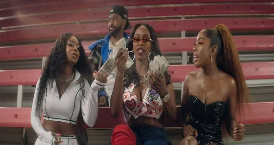 "KASH DOLL RELEASES VIDEO FOR ""READY SET"" FEATURING BIG SEAN"