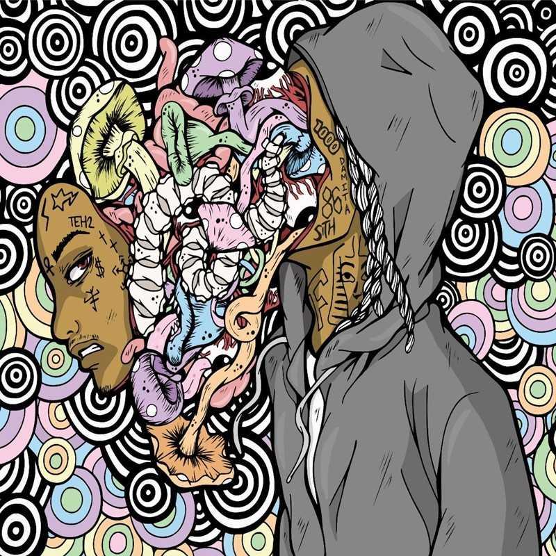 Album Stream: Nef The Pharaoh – Mushrooms & Coloring Books [Audio]