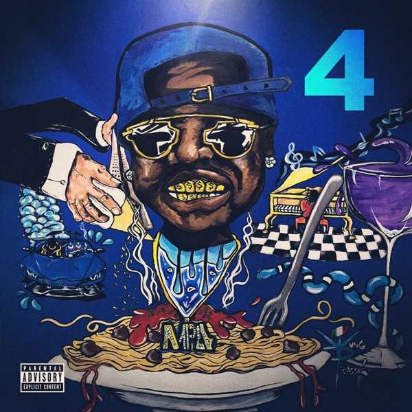 ATL Rapper Peewee Longway Announces The Blue M&M 4 Mixtape