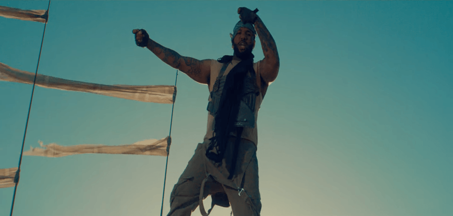 The Game shares new Music Video West Side with Cameos by Dave East and Jackie Long