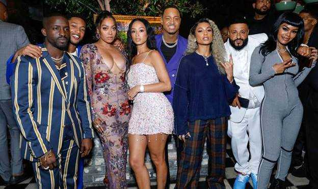 Trey Songz, DJ Khaled, La La Anthony, Teyana Taylor and more at the BET Awards AfterParty [Photos]