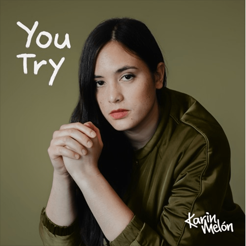 "Rapper Karin Melón reveals new track, ""You Try [Audio]"